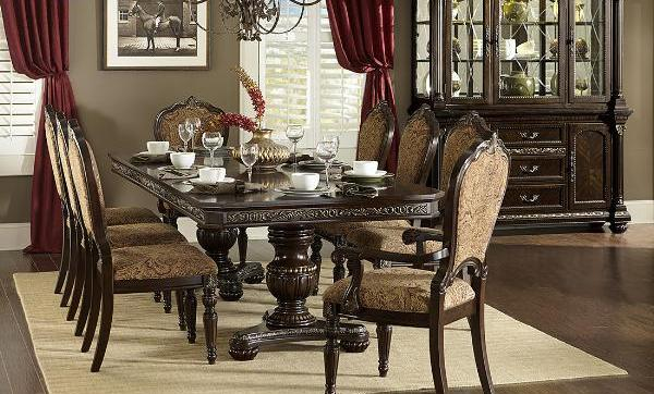 QFMZ-1808-112 | Cherry Dining Set