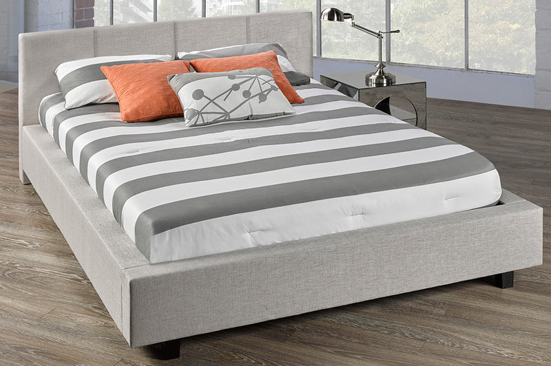 TSTT-R181 | Fully Upholstered Platform Bed