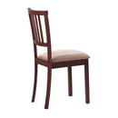 "QFIF-1018 | 17""L Oak Chair"
