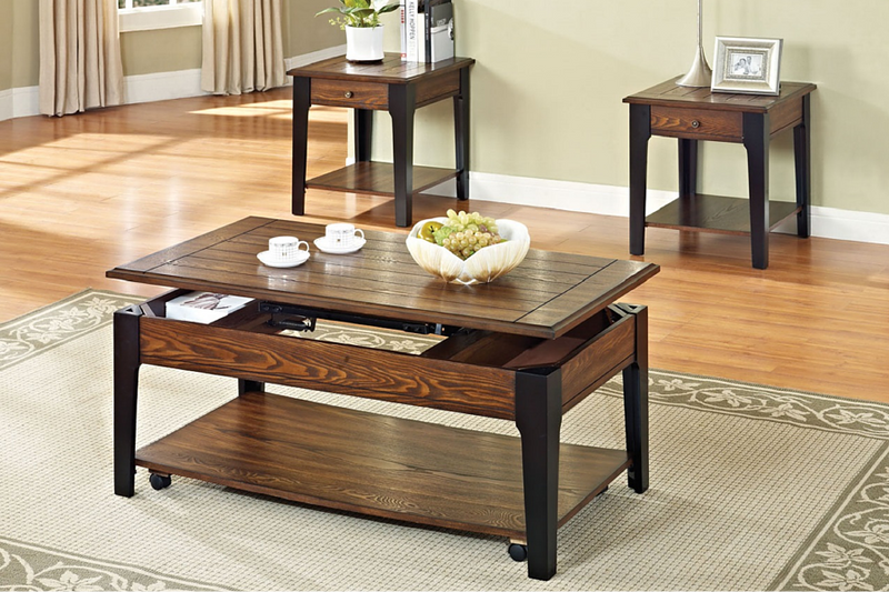 QFIF-2059 | 3pc Coffee Table Set
