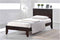 QFTT-T2341 | Espresso Finish Traditional Bed