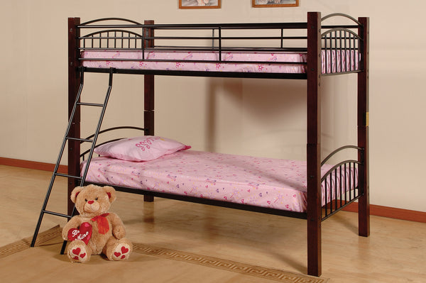 QFTT-T2910 | Casual Style Bunk Bed