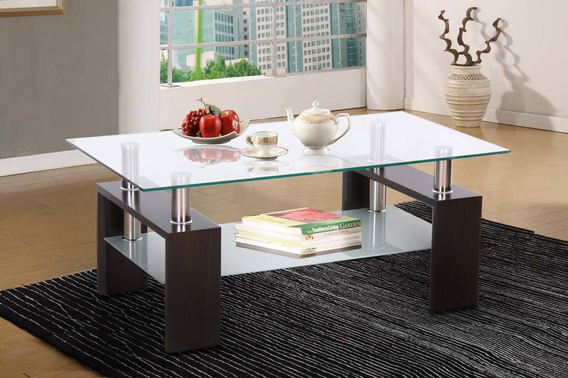 QFTT-T5000 | Floating Table-look Coffee Table