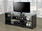 QFIF-5020 | Black High Gloss TV Stand