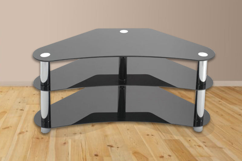 QFIF-5150 | Tempered Glass TV Stand