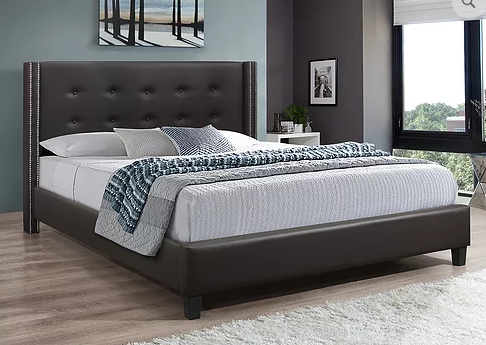 QFIF - 5415 Brown Bed