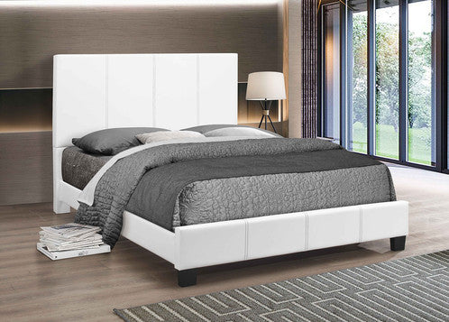 QFIF - 5471 White PU Bed