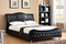 QFIF-5830 | Black with Crystals Bed