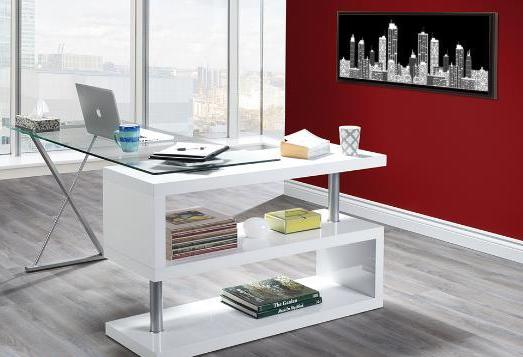 QFMZ-739WT-15 | Torino Swivel Office Table
