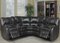 QFGX - Canon Recliner Sectional Set