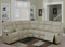 QFGX - Evergreen Recliner Sectional Set