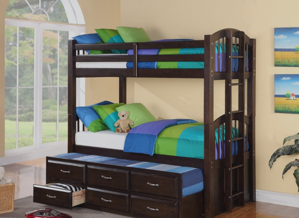 QFGX - Jery Kid's Bunk Bed