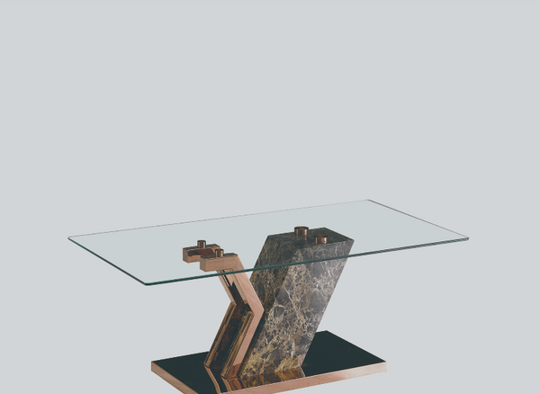 QFGX - Saline Coffee Table Set