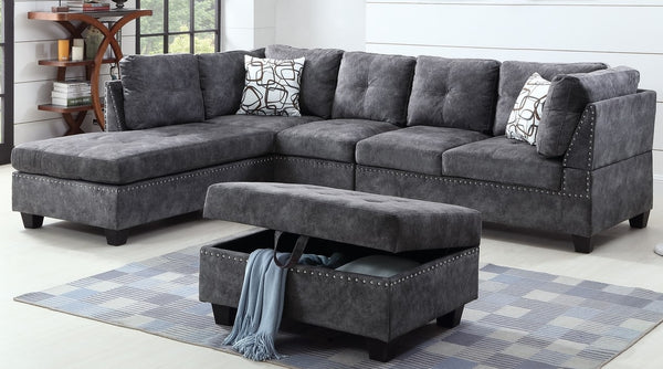 QFBG - Snow Sofa Set