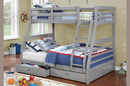 QFTT-T2700 | Fresh Contemporary Style Bunk Bed
