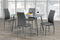 QFTT-T3600 | Frosted Grey Dining Set