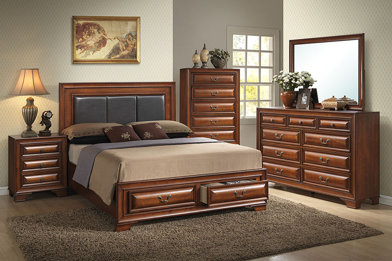 QFIF - Christina Bedroom Set