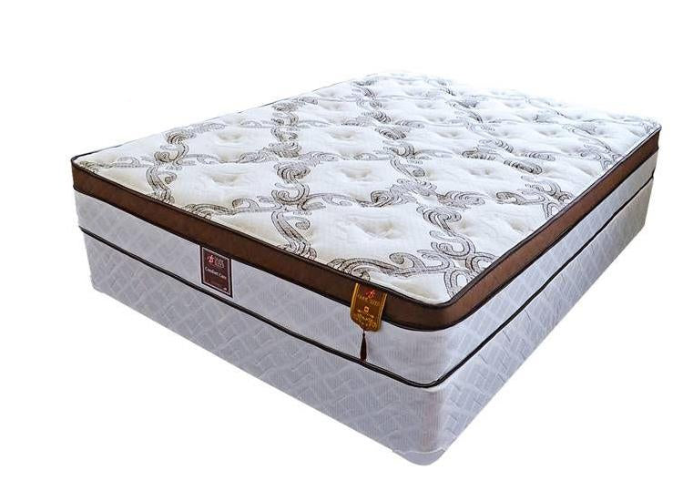 Comfort Care Euro Top Bamboo Mattress