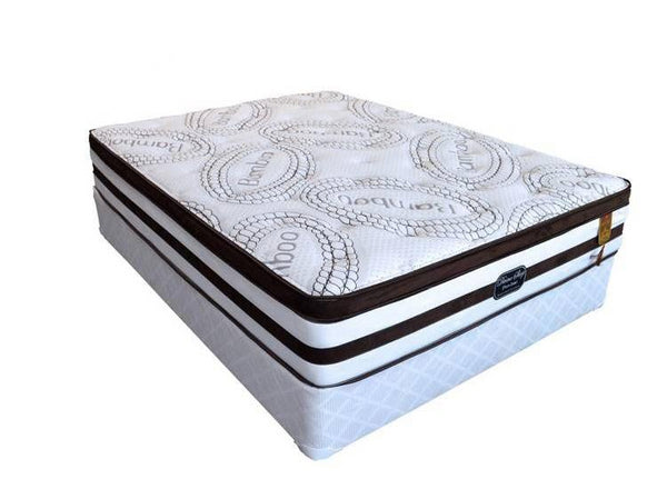 Pro Bac Pillow-Top Gel Foam Encased Mattress
