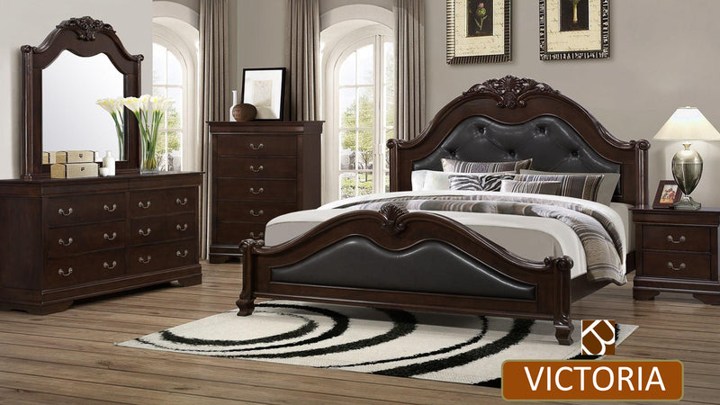 QFBG - Victoria Bedroom Set