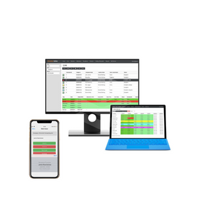Cloud Based 25 Employee Bundle - 25 x Smartphone User licences and Software