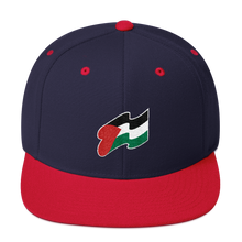 Palestinian Heart Flag Hat