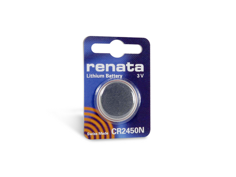 Battery- Renata CR2450N