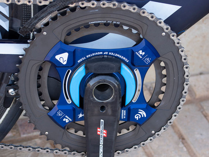 NGeco Campagnolo With Cranks - Movistar Special Edition