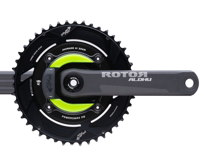 Gravel NGeco Rotor ALDHU 24mm w/ Cranks 2x Chainring Package