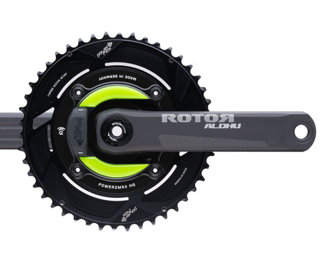 Gravel NGeco Rotor ALDHU 3D Plus 30mm w/ Cranks 2x Chainring Package