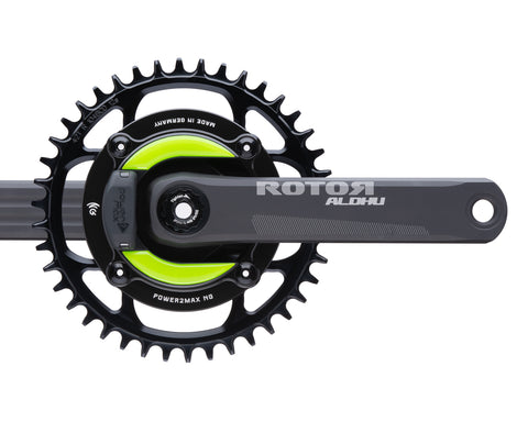 Gravel NGeco Rotor ALDHU 3D Plus 30mm w/ Cranks 1x Chainring Package