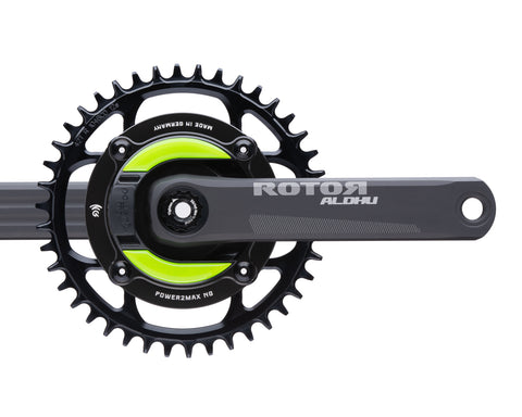 Gravel NG Rotor ALDHU 24mm w/ Cranks 1x Chainring Package