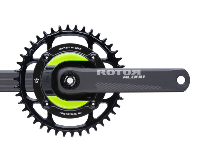 Gravel NG Rotor ALDHU 3D Plus 30mm w/ Cranks 1x Chainring Package
