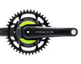 Gravel NGeco Praxis 1x Chainring Package