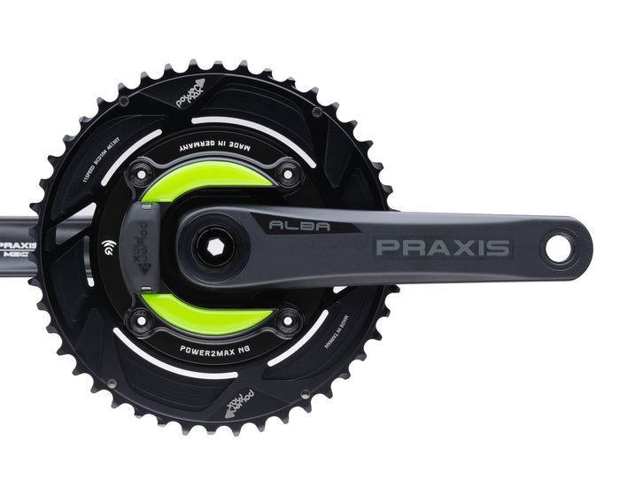 Gravel NGeco Praxis Alba w/ Cranks 2x Chainring Package