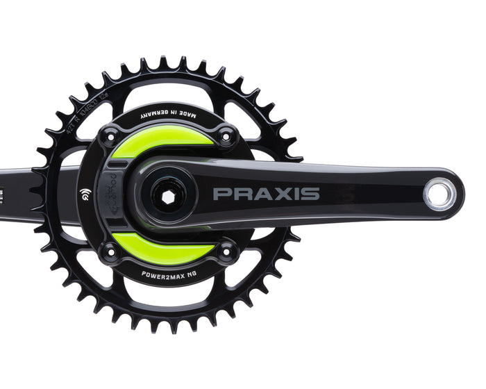 Gravel NG Praxis Zayante Carbon w/ Cranks 1x Chainring Package