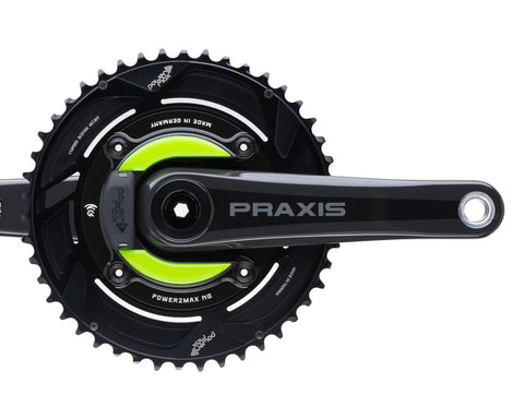 Gravel NGeco Praxis 2x Chainring Package