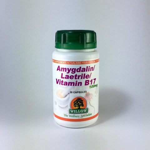 Amygdalin / Leatrile / Vitamin B17