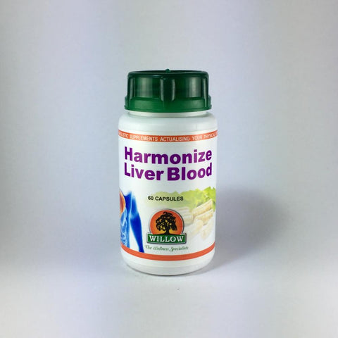 Harmonize Liver Blood