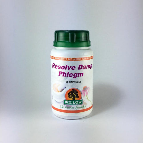 Resolve Damp Phlegm