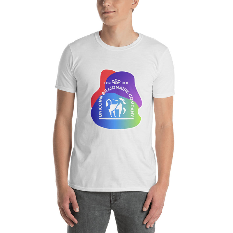 Unicorn Unisex Cotton T-Shirt - When Lambo?