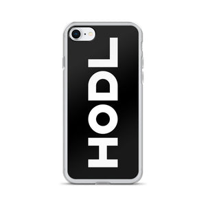 HODL iPhone Case - When Lambo?