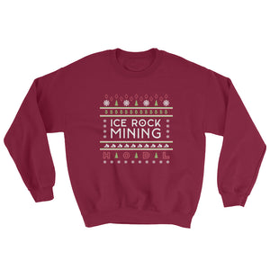 Ice Rock Christmas Unisex Sweatshirt - When Lambo?