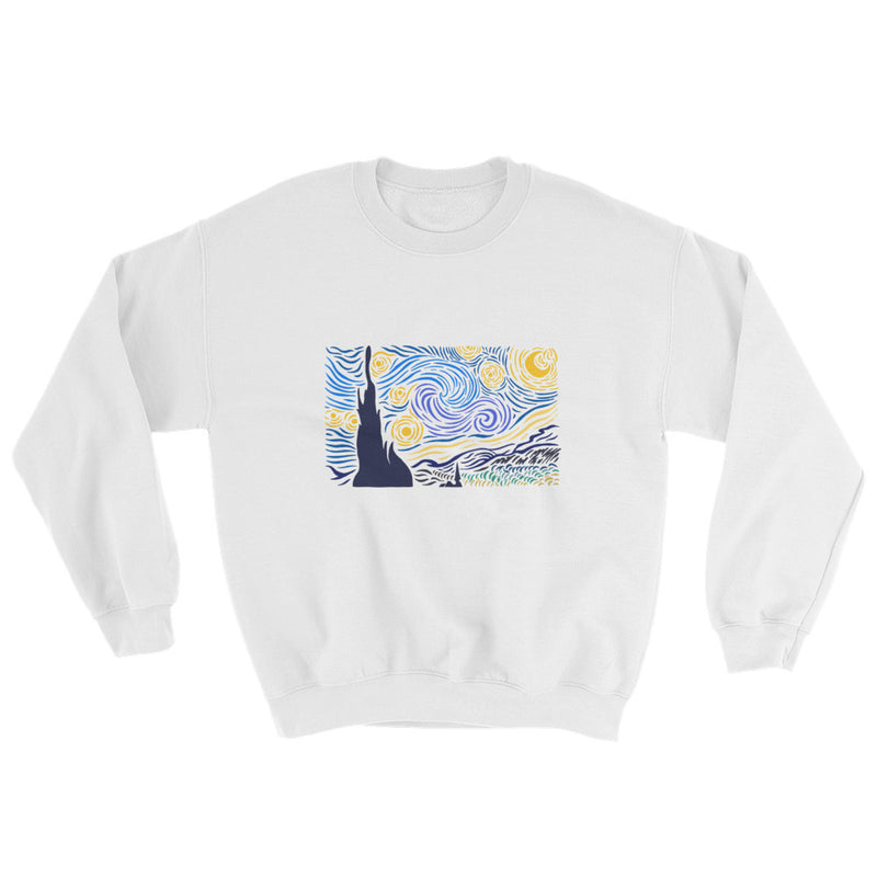 Vincent van Gogh Unisex Sweatshirt - When Lambo?