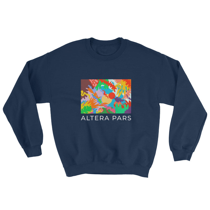 Altera Pars Part-1 Unisex Sweatshirt - When Lambo?