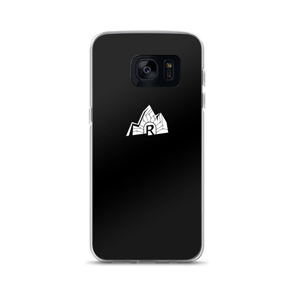 Ice Rock Mining Samsung Case