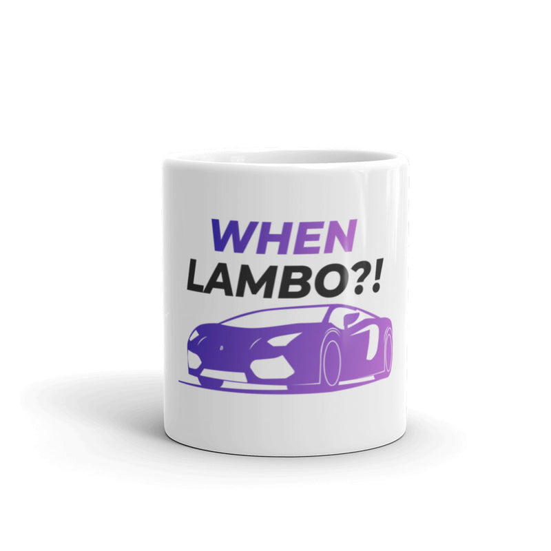 WhenLambo Mug - When Lambo?