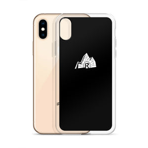 Ice Rock Mining iPhone Case