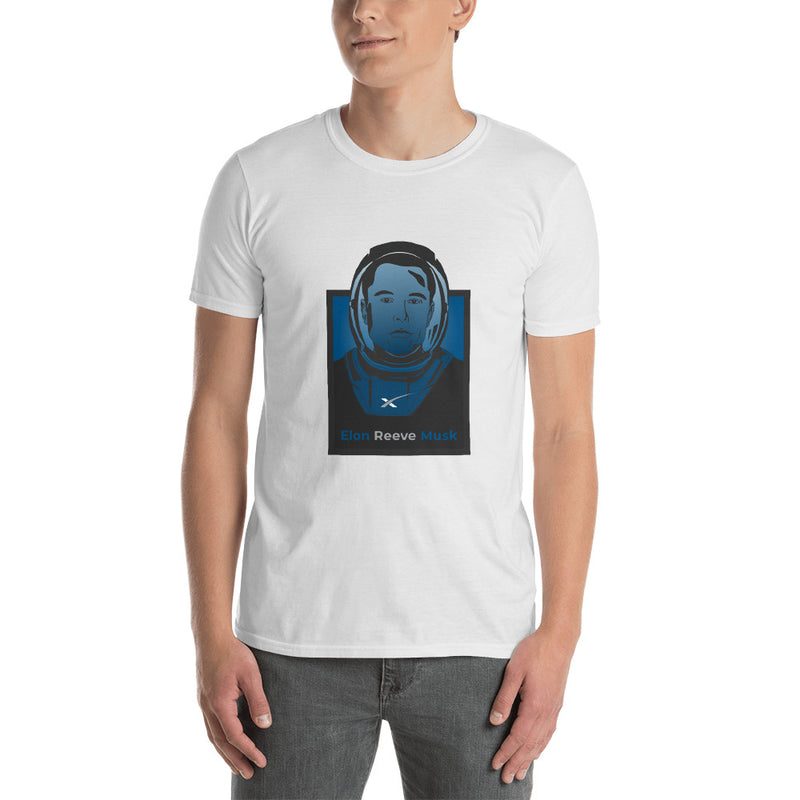 Elon Musk Cotton T-Shirt - When Lambo?