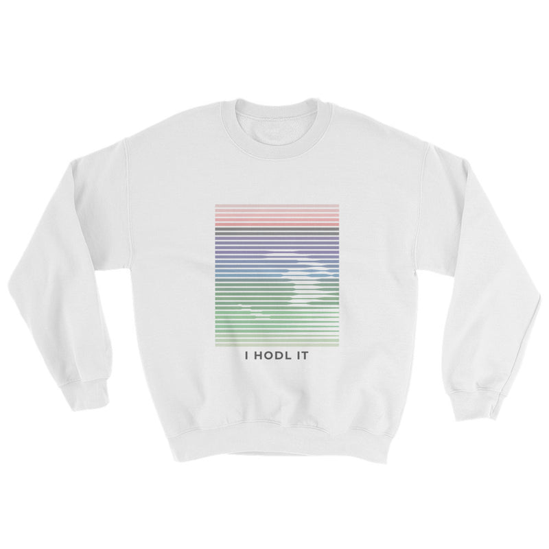I HOLD IT Unisex Sweatshirt - When Lambo?